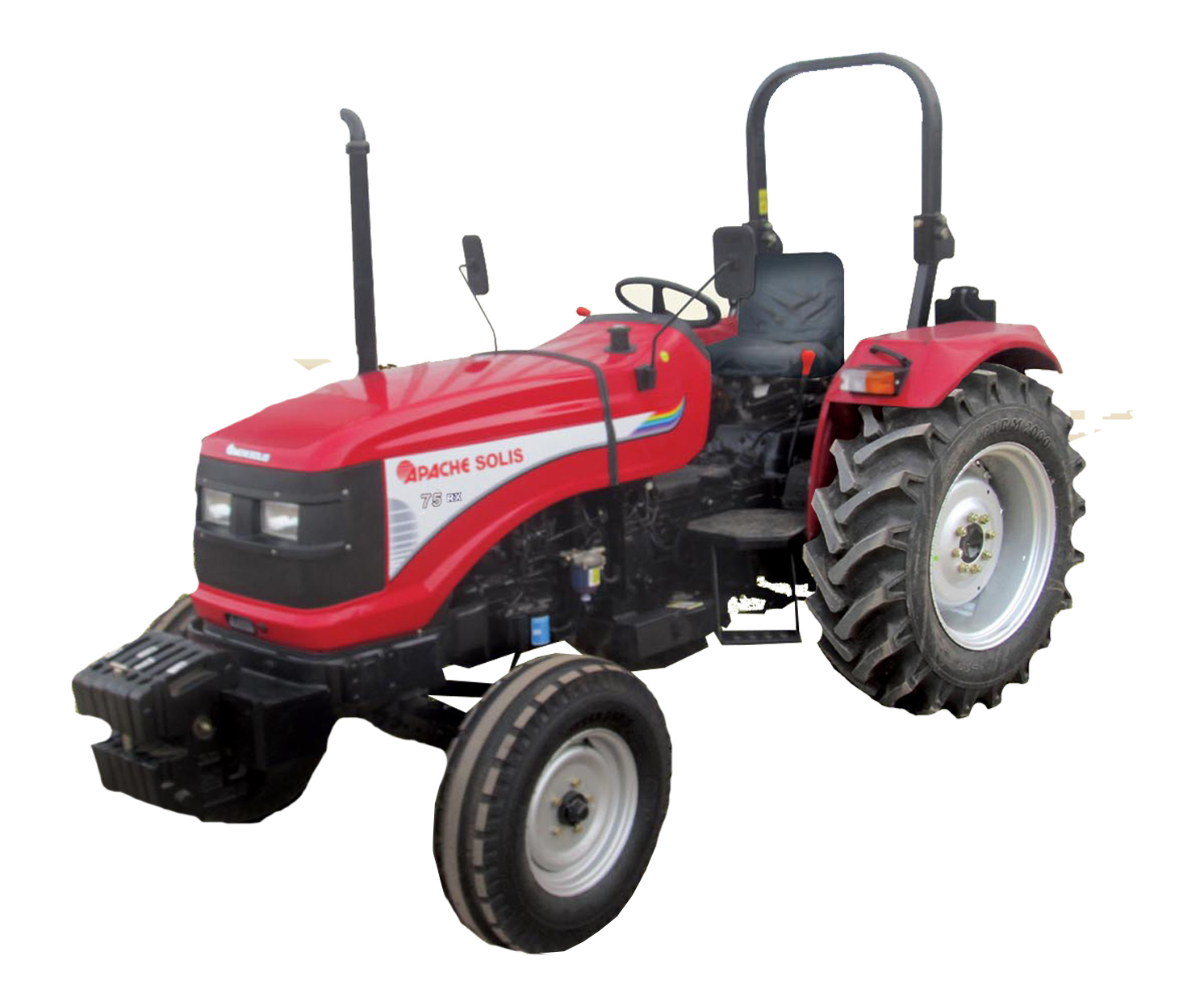 TRACTOR AS  75 RX 2WD