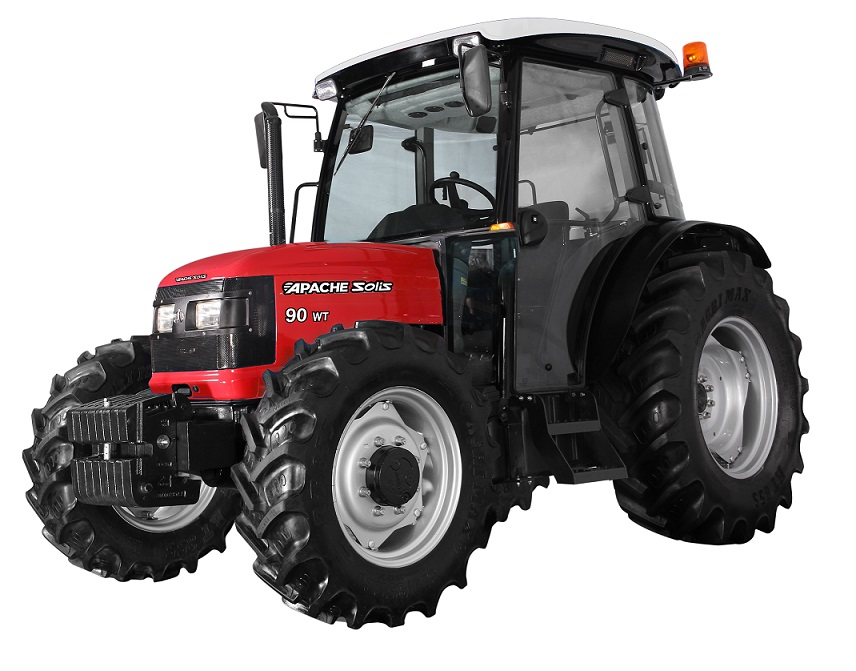 TRACTOR AS 90 WT 4WD CON CABINA