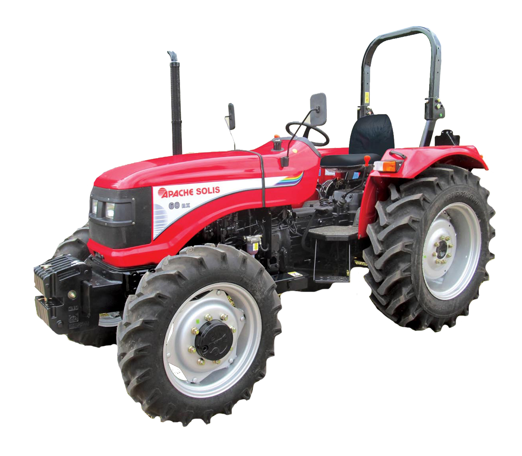 TRACTOR AS 60 RX 4WD
