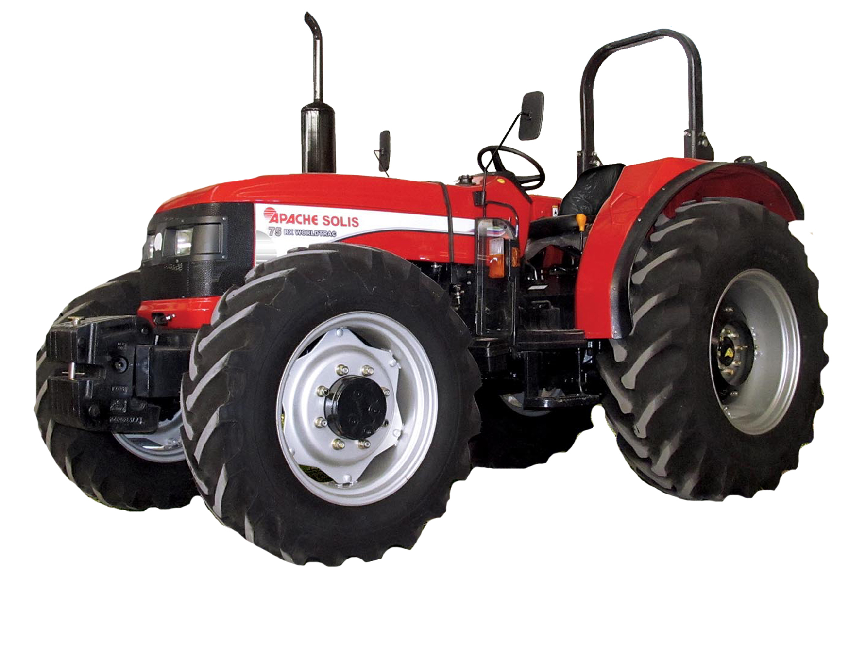 TRACTOR AS 75 NT 4WD